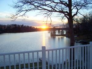 Hemingway lake view