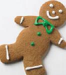 ginger cookie man ferdig