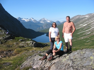 Romsdal-mountain-top