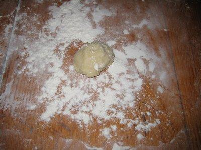 lefse-dough