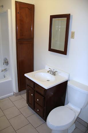 new bath-room