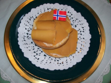 norwegian brunost