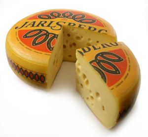 norwegian-jarlsberg-cheese