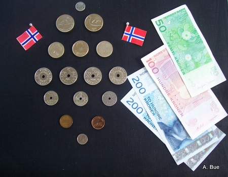 Norwegian Currency Norsk Valuta