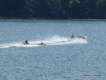 water fun at hemingway lake-1