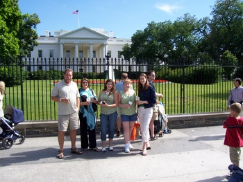 familly-from-norway-visiting-washington-dc