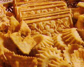 Goro Norwegian Christimas Cookies