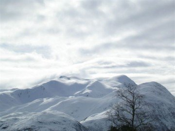 Mountains in Romsdal