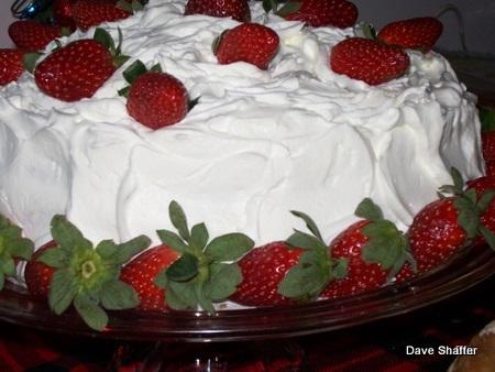 norwegian strawberry blotkake-1